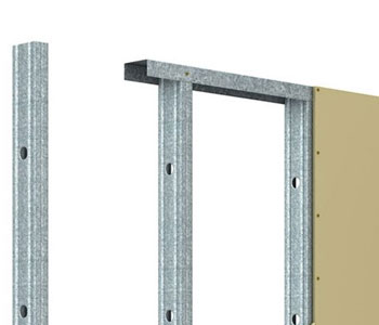Gyprock Trade Rondo Steel Stud Track Wall Framing System
